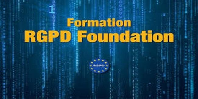 RGPD - Règlement Général Sur la Protection des Données - Foundation  -