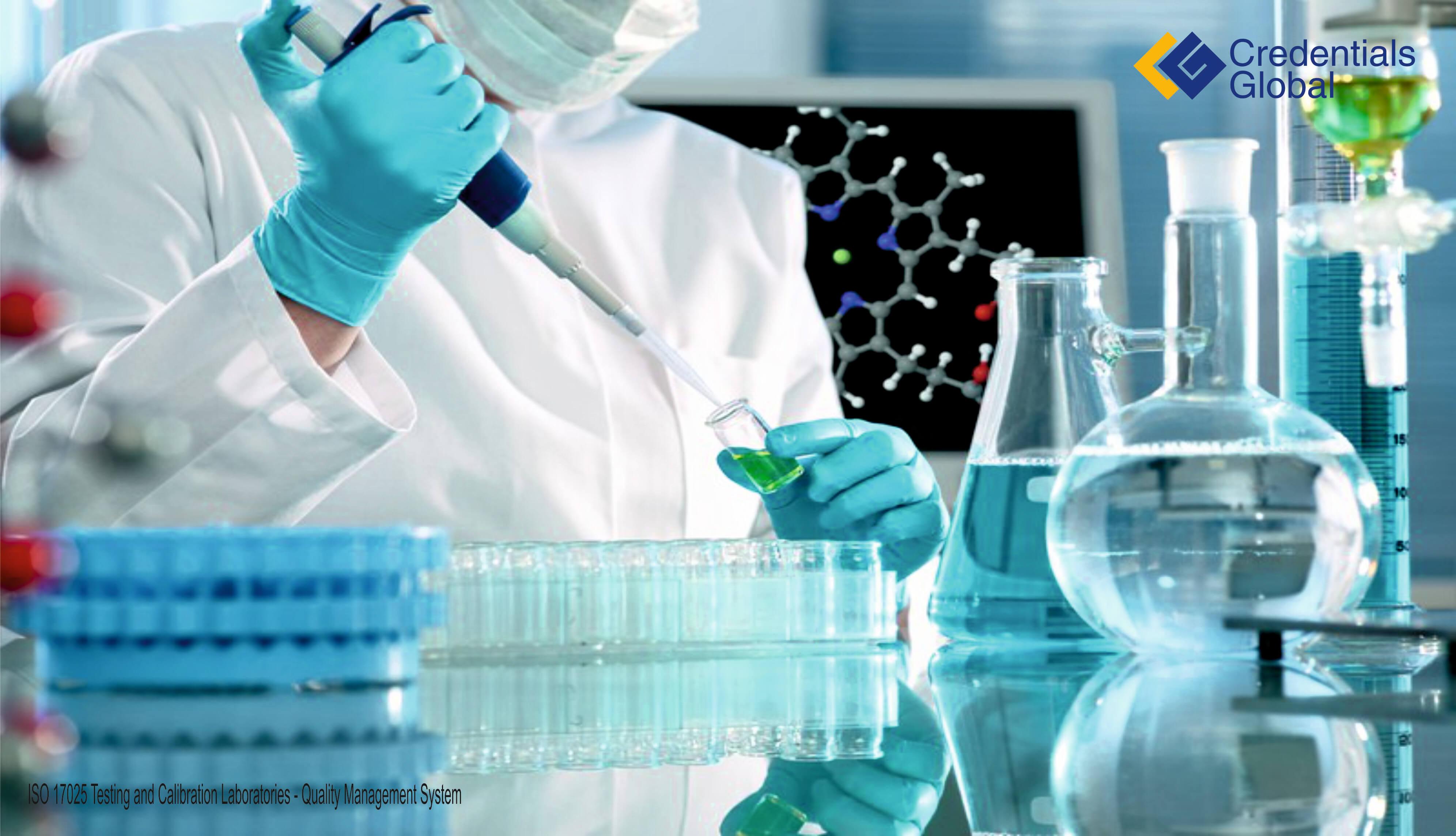 ISO/IEC 17025 - Management de la Qualité : Systèmes de Management des Laboratoires - Lead Implementer -
