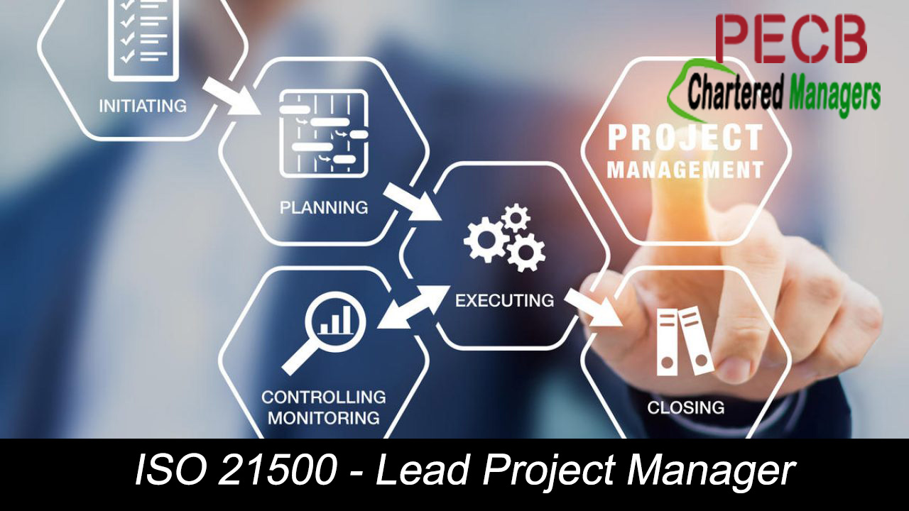 ISO 21500 - Management des Projets - Lead Project Manager -