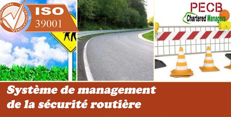 ISO 39001 - Système de Management de la Sécurité Routière - Lead Implementer -